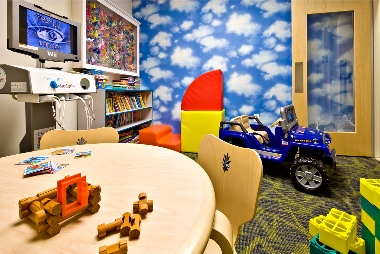 Pediatric Playroom