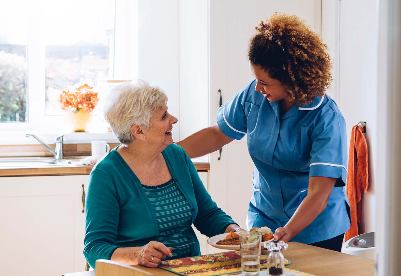 Hospice in-home care