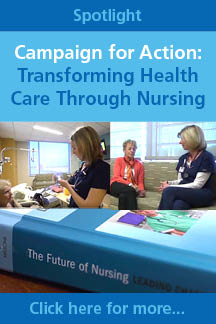 Campaign for Action: Transforming HealthCare through Nursing
