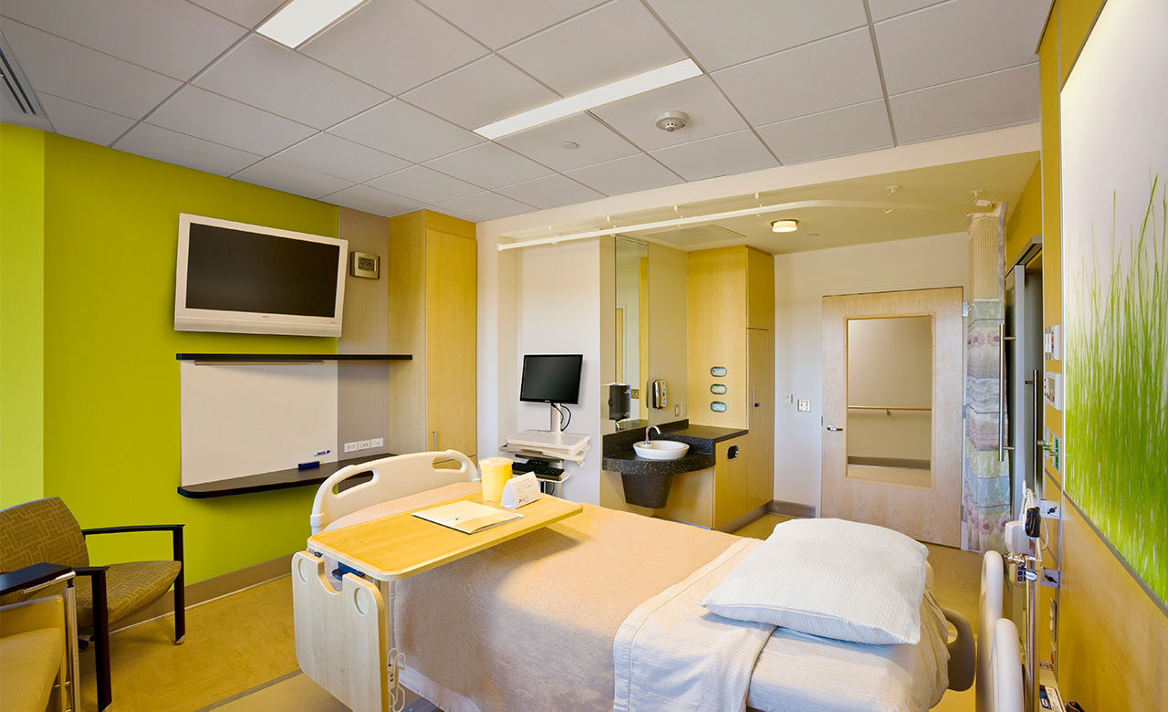 Among Our Goals Were To Create A Patient Room And Nursing Environment That  Promote Safety, Comfort, Exceptional Outcomes And Efficiency. Part 73