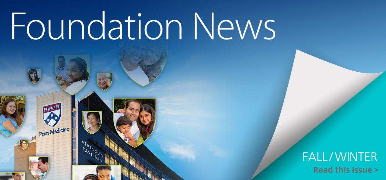Foundation News
