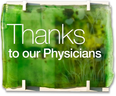 Thanks to Physicians Donors
